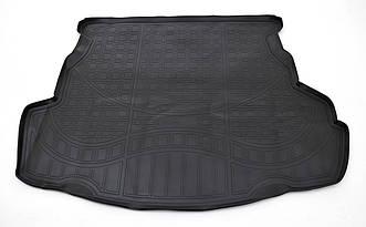 Коврик в багажник для Faw Besturn B50 SD (12-) полиуретановый NPA00-T205-050