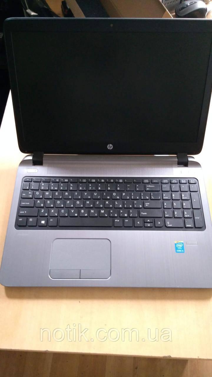 "Ноутбук HP Probook 450G2 i5-5200U/8Gb/750Gb/Radeon R5 2Gb/DVDRW/15.6"""