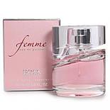 Boss FEMME edp 75 ml  парфюмированная вода женская (оригинал подлинник  США), фото 2