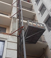Подъемник строительный, фото 1