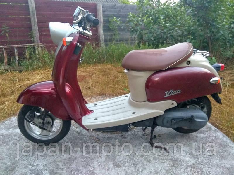 Скутер Yamaha Vino (вишня)