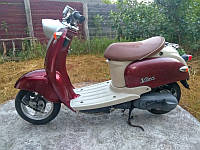 Скутер Yamaha Vino (вишня), фото 1