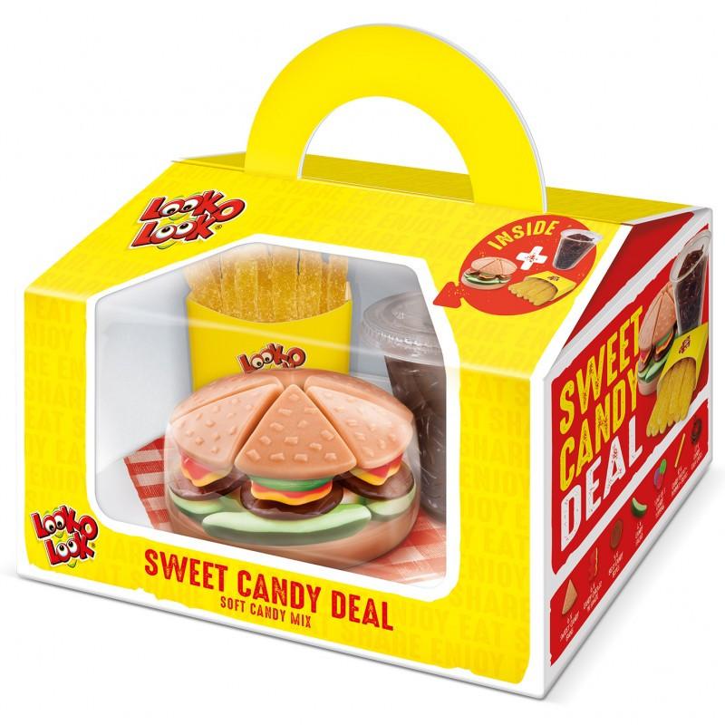 Желейный подарок Look-O-Look Sweet Candy Deal