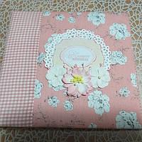 Альбом Мамины заметки Бэбибук для девочки, фото 1