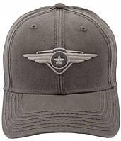 Кепка Top Gun Logo Cap (серая)
