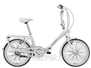 Велосипед женский складывающийся Graziella Brigitte
