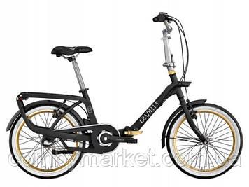 Велосипед женский складывающийся Graziella Passione