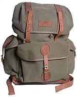 Оригинальный рюкзак Top Gun Canvas Bookbag TGB1402 (Olive), фото 1