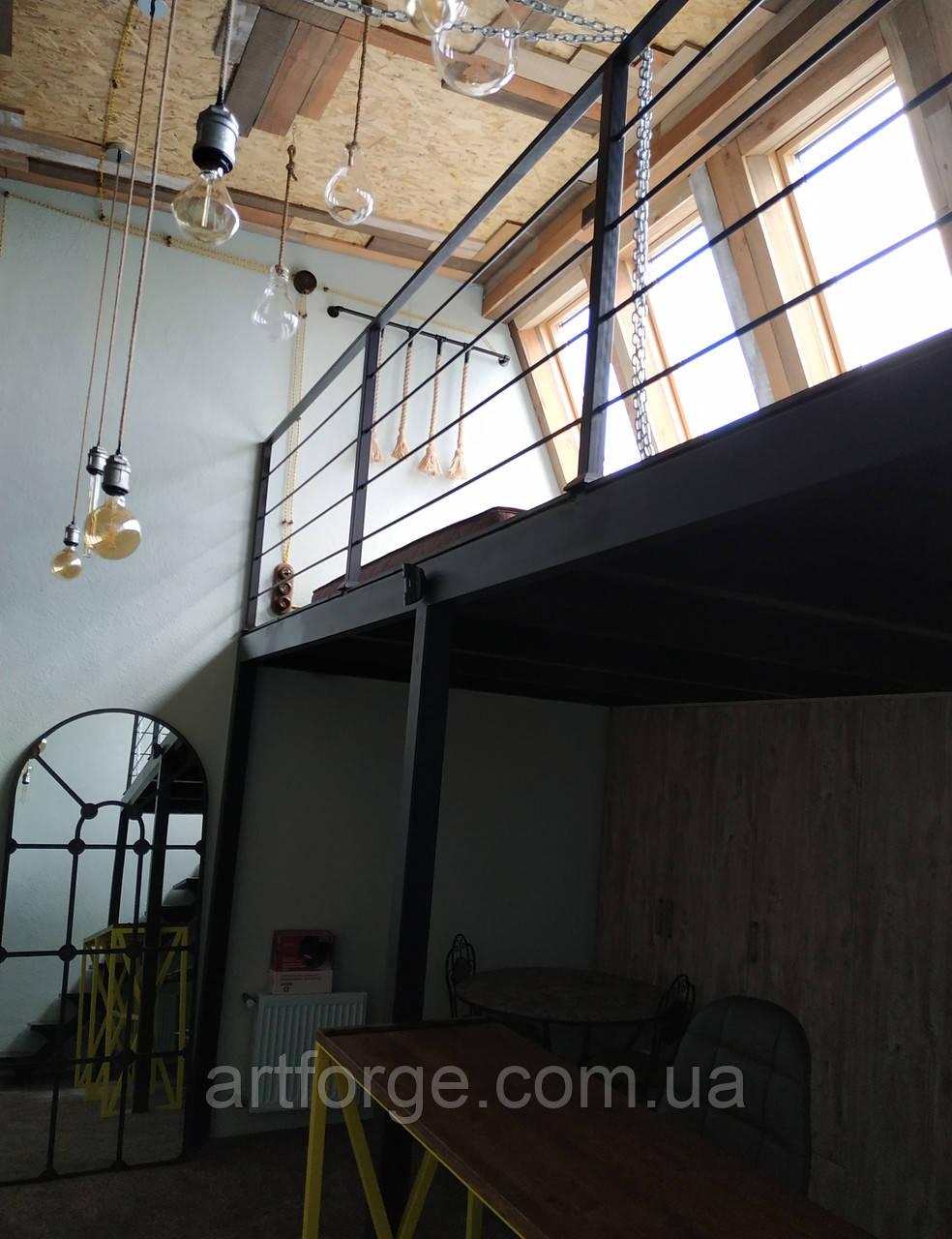 "Металлоконструкция в стиле ""Лофт"" для квартиры, дома, дачи."