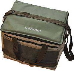 Термосумка Ranger HB5-XL RA 9907, 33 л – зеленая