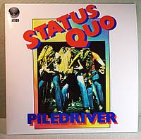 CD диск Status Quo - Piledriver