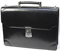 Кожаный портфель Petek 826, фото 1