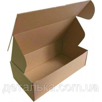 Самосборные картонные коробки 250*100*100 мм., фото 2