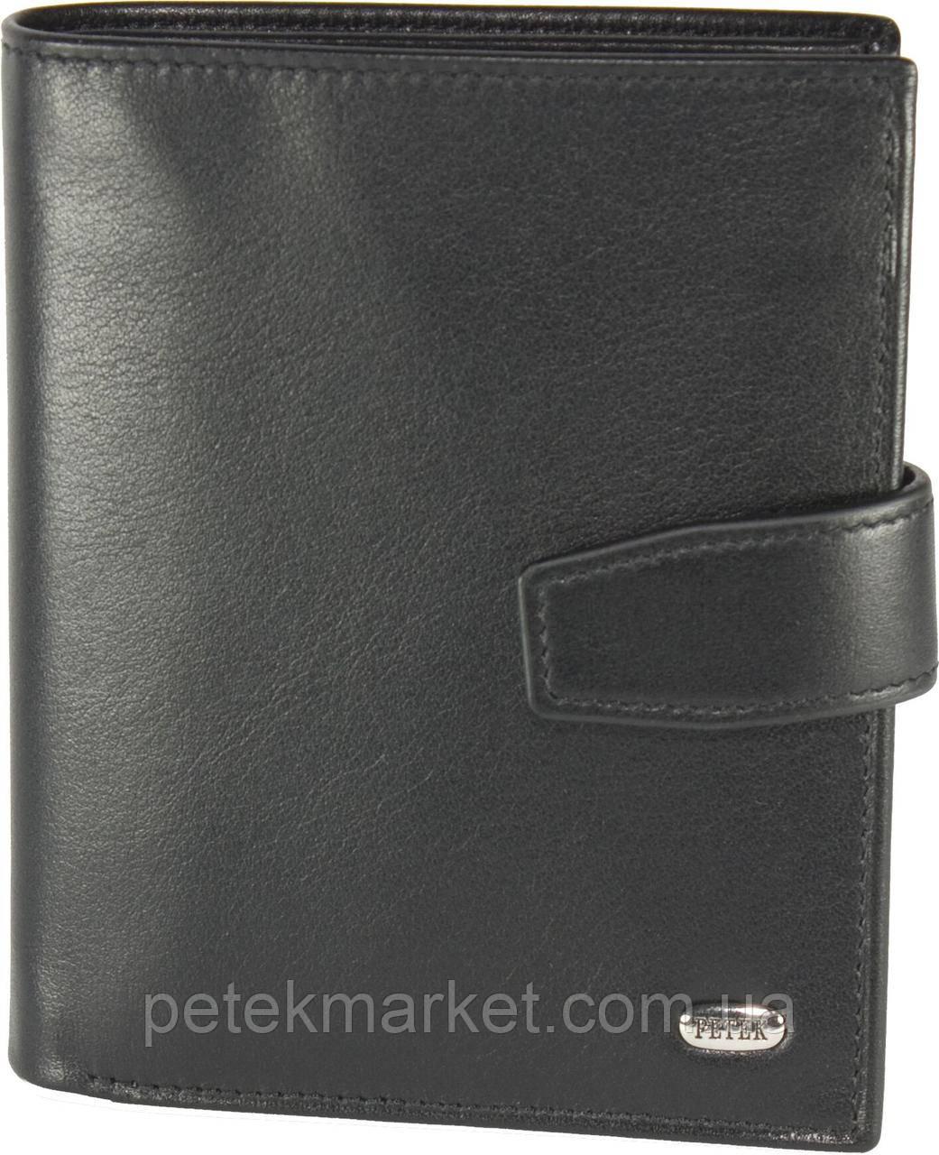 Кожаное мужское портмоне Petek 287-000-01