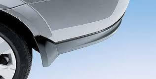 Брызговики задние для Opel Vectra C 2006-2008 кт 2шт