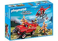 Конструктор Playmobil 9518 Пожар в лесу, фото 1