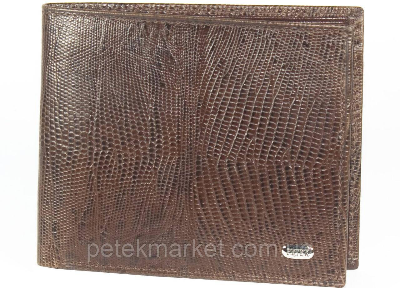 Кожаное мужское портмоне Petek 279