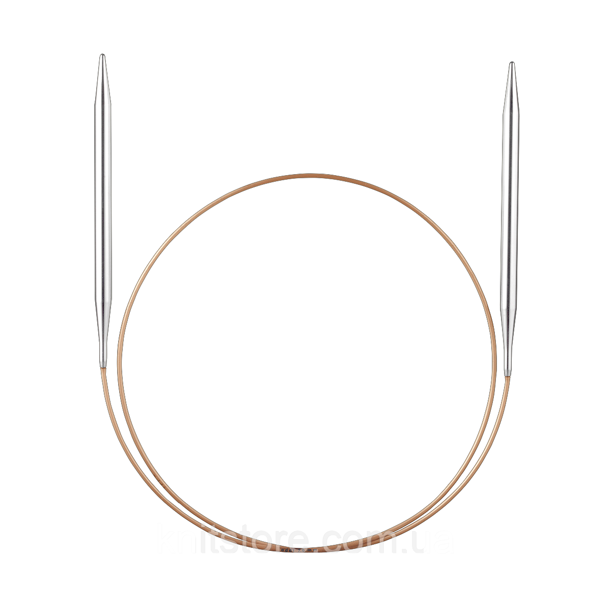 Спицы Addi 60 см/5 мм круговые