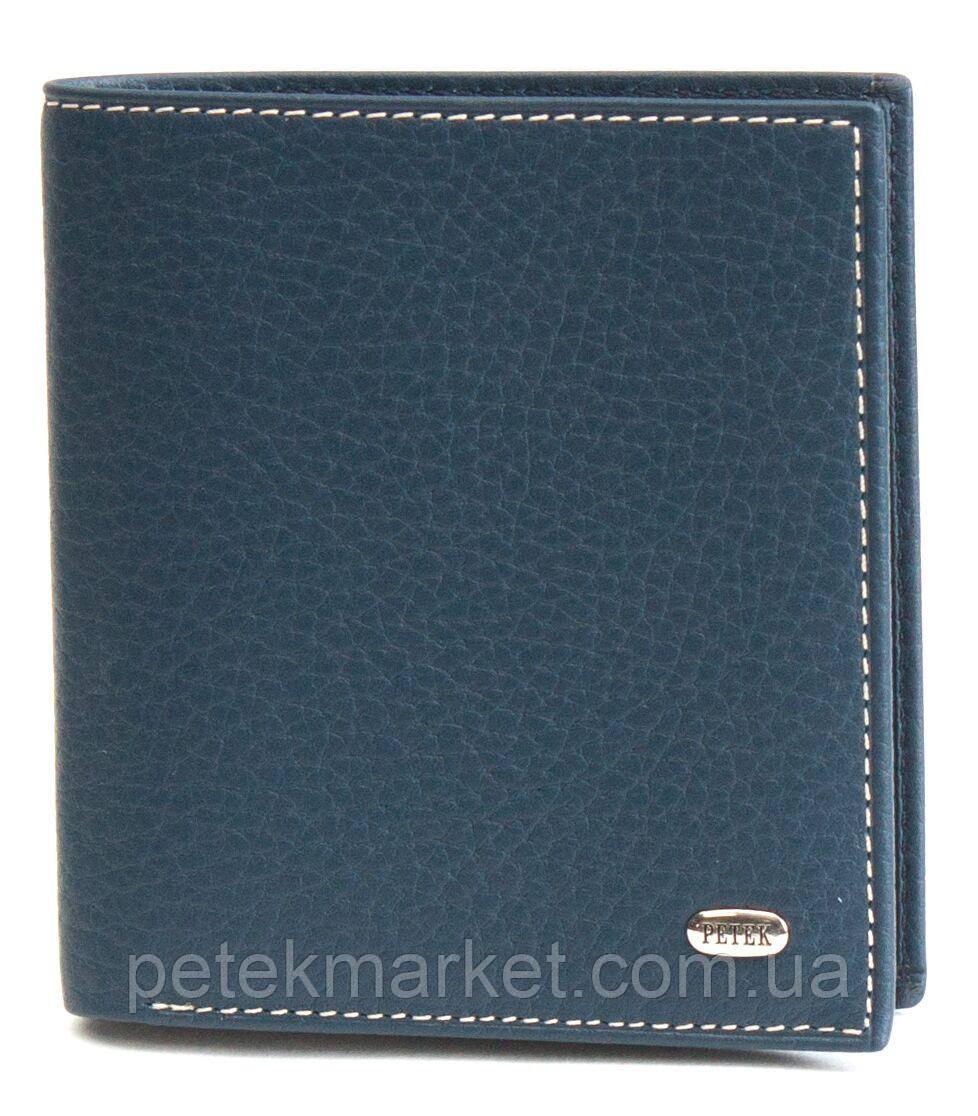 Мужское портмоне Petek 212, 1, 5+, Вертикальное, Естественная фактура, Есть, Матовая, Компактное