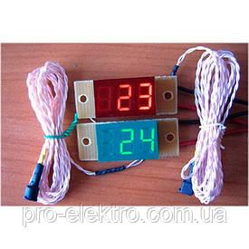 Термометр DigiTOP ТМ-14 (red, green, blue, white)