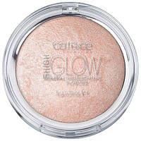 Пудра-хайлайтер для лица Catrice High Glow Mineral Highlighting Powder - 010 Light Infusion