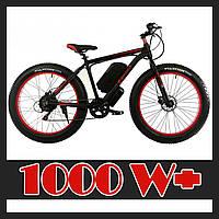Электровелосипед E-MOTION FATBIKE GT 48V 15AH 1000W электрофетбайк