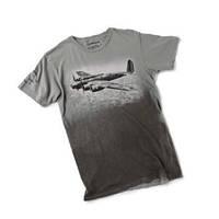 Оригинальная футболка Boeing B-17 In Flight T-shirt 110010010622 (Grey)