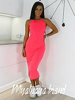 Женское летнее платье, яркий сарафан. Размеры - 42-44, 44-46 Ткань - Турецкая Вискоза.