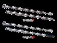 """Ключ динамометрический 1"""" 300-1500 NM двойная установка, резиновая ручка KINGTONY 34862-2DG"""