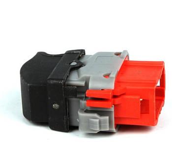 Кнопка стеклоподъемника (левого) Renault Master 98-10 (8200502452) ROTWEISS