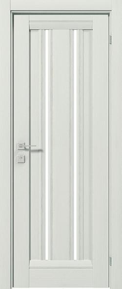 Двери Родос Freska Mikela, пленка Renolit и LG Hausysela, полустекло