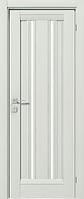 Двери Родос Fresca Mikela, пленка Renolit и LG Hausysela, полустекло