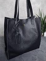 Женская кожаная сумка Италия , плечевая made in italy