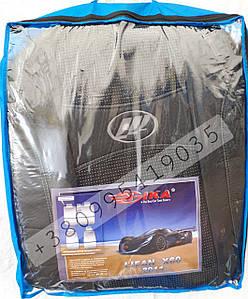 Автомобільні чохли Ліфан Х60 2011 - Lifan X 60 2011 - Nika модельний комплект