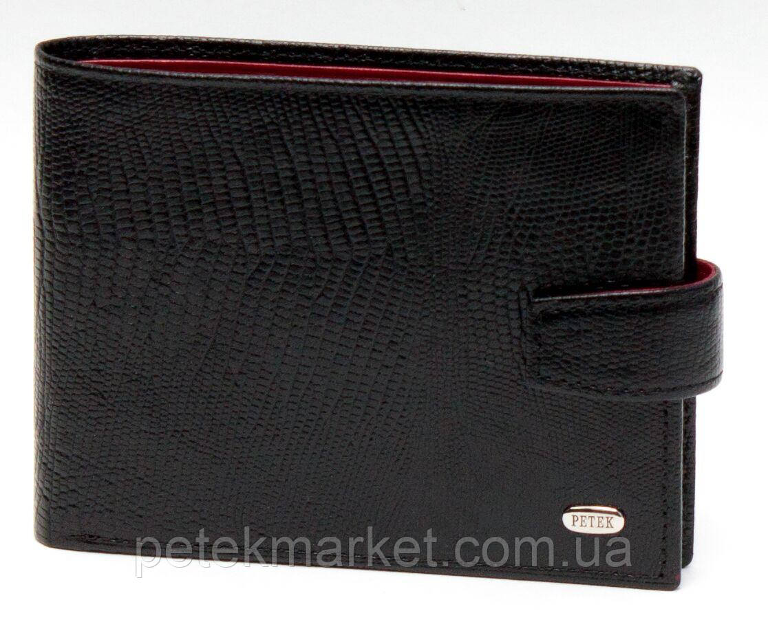 Кожаное мужское портмоне Petek 102
