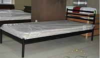 Кровать FLY-1 900х2000 коричн. (МЕТАКАМ)