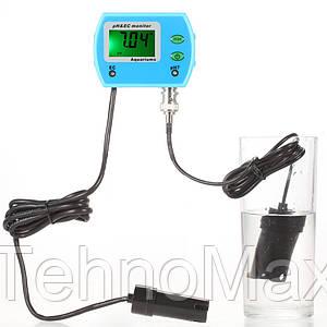 Комбинированный pH / EC метр 9853