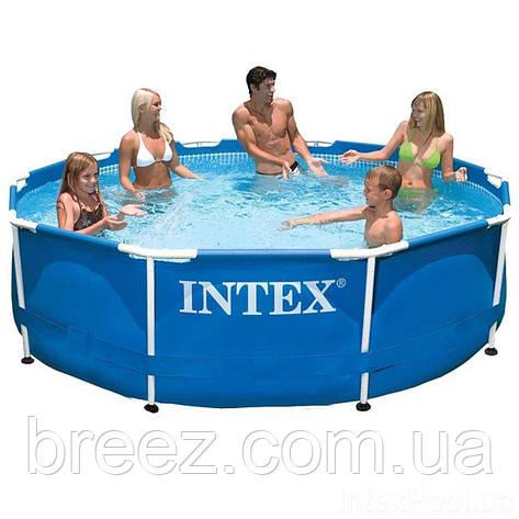 Каркасный бассейн Intex 28200 305 x 76 см, фото 2