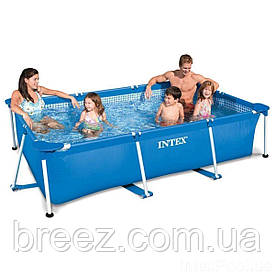Каркасный бассейн Intex 220 х 150 х 60 см