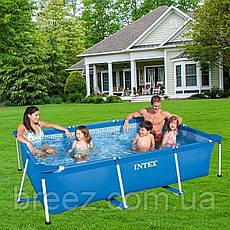 Каркасный бассейн Intex 260 х 160 х 65 см , фото 2