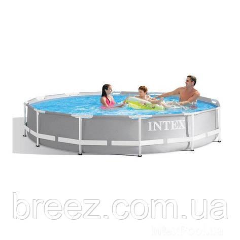 Каркасный бассейн Intex 26710, 366 х 76 см , фото 2