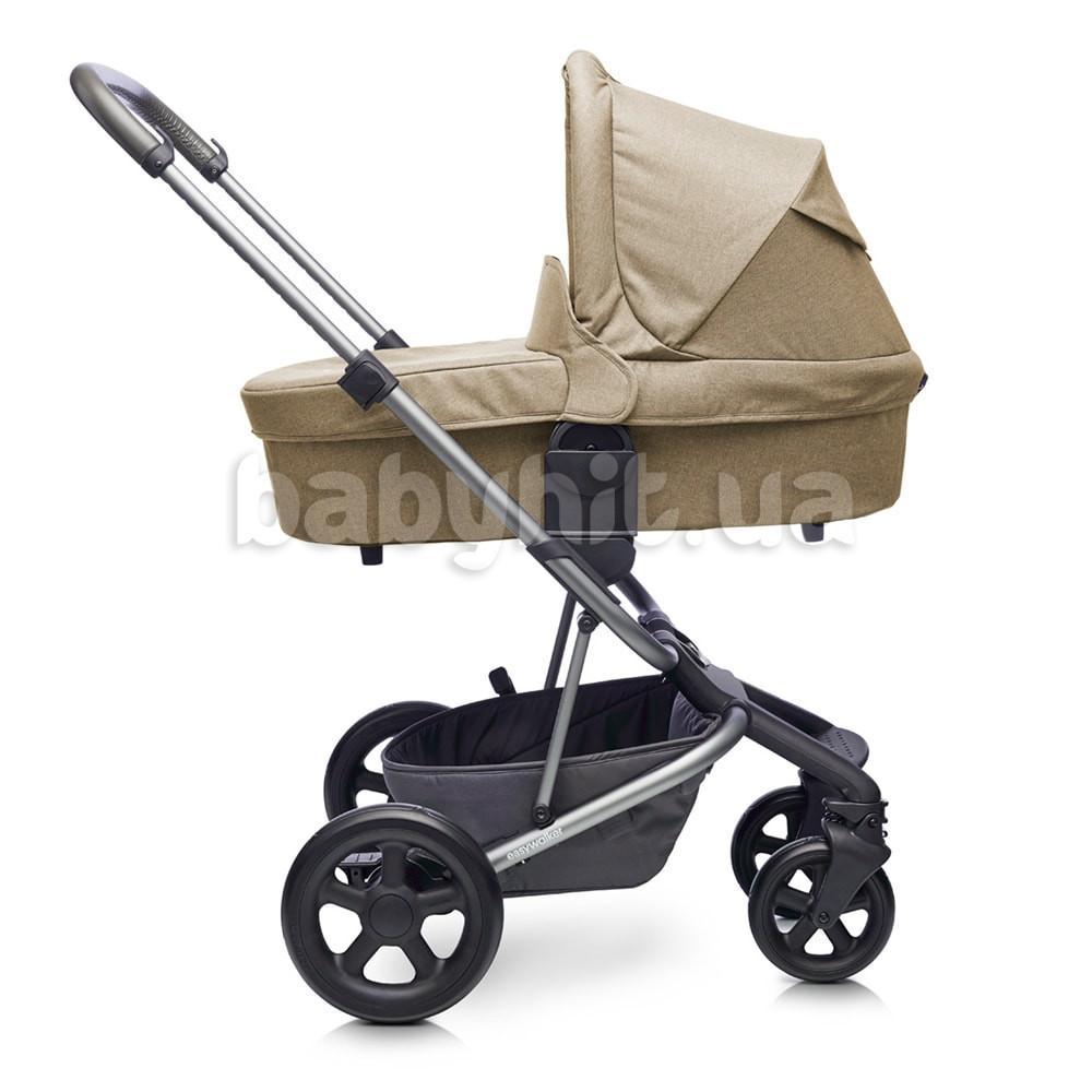 Дитяча коляска 2 в 1 Easywalker Harvey - Fresh olive