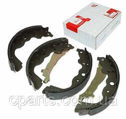Колодки тормозные задние Renault Dokker (Asam 30299)(среднее качество)