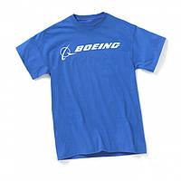 Оригинальная футболка Boeing Signature T-Shirt Short Sleeve 110010010255 (royal)