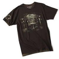 Оригинальная футболка Boeing B-17 Flight Deck T-shirt 110010010620 (Brown)