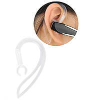 4067 Крючок (дужка ) заушная для  Bluetooth гарнитуры ( блютуз)  , ушной крючок 8,0 мм