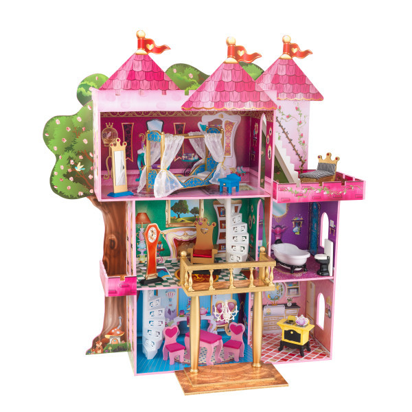 Кукольный домик Storybook Mansion Kidkraft 65878