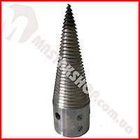Винтовой дровокол диаметр 100 мм
