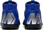 Сороконожки детские Nike Jr Superfly 6 Academy GS TF (AH7344 400) - Оригинал, фото 4