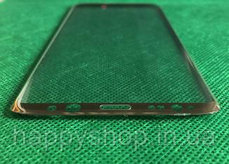 Защитное стекло Full screen для Samsung Galaxy S8 Plus (G955) Золотистое, фото 2